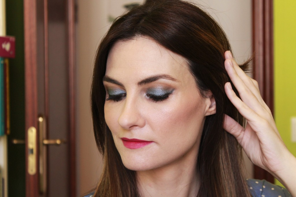 Light Blue Makeup Tutorial
