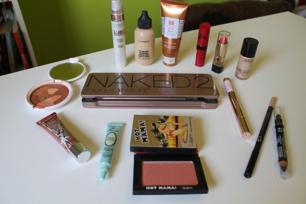 maquillaje imprescindible