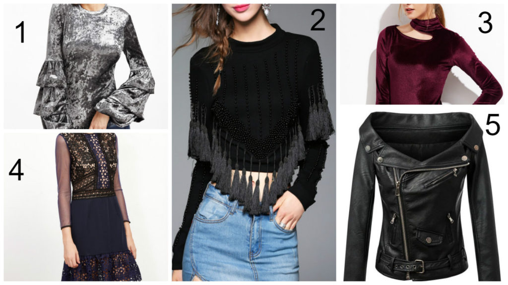 Shein Halloween Wishlist